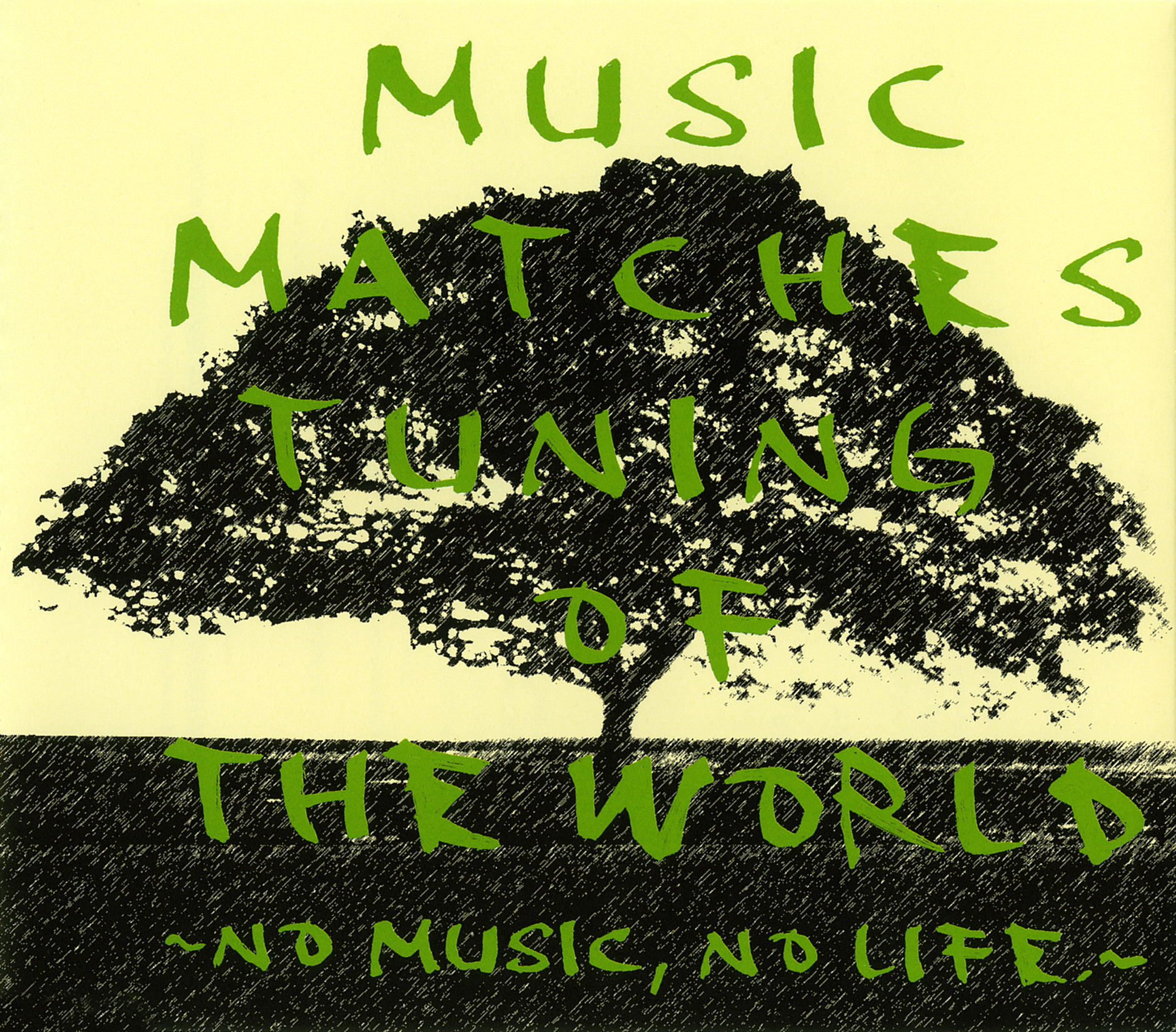 MUSIC MATCHES TUNING OF THE WORLD